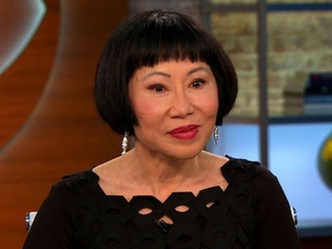 amy tan talks the valley of amazement her first novel in eight  amy tan talks the valley of amazement her first novel in eight years