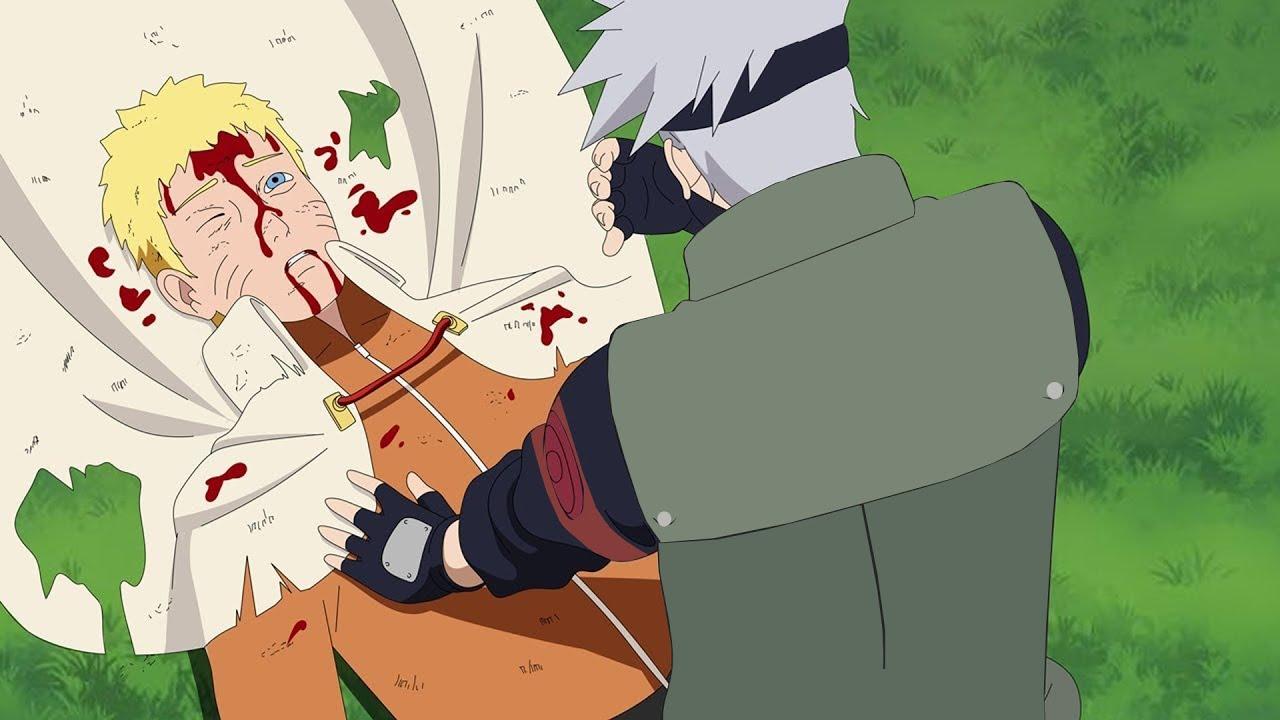 Download Farewell to Naruto Uzumaki - Kakashi's reaction on Naruto's death - Boruto FANMADE Episode