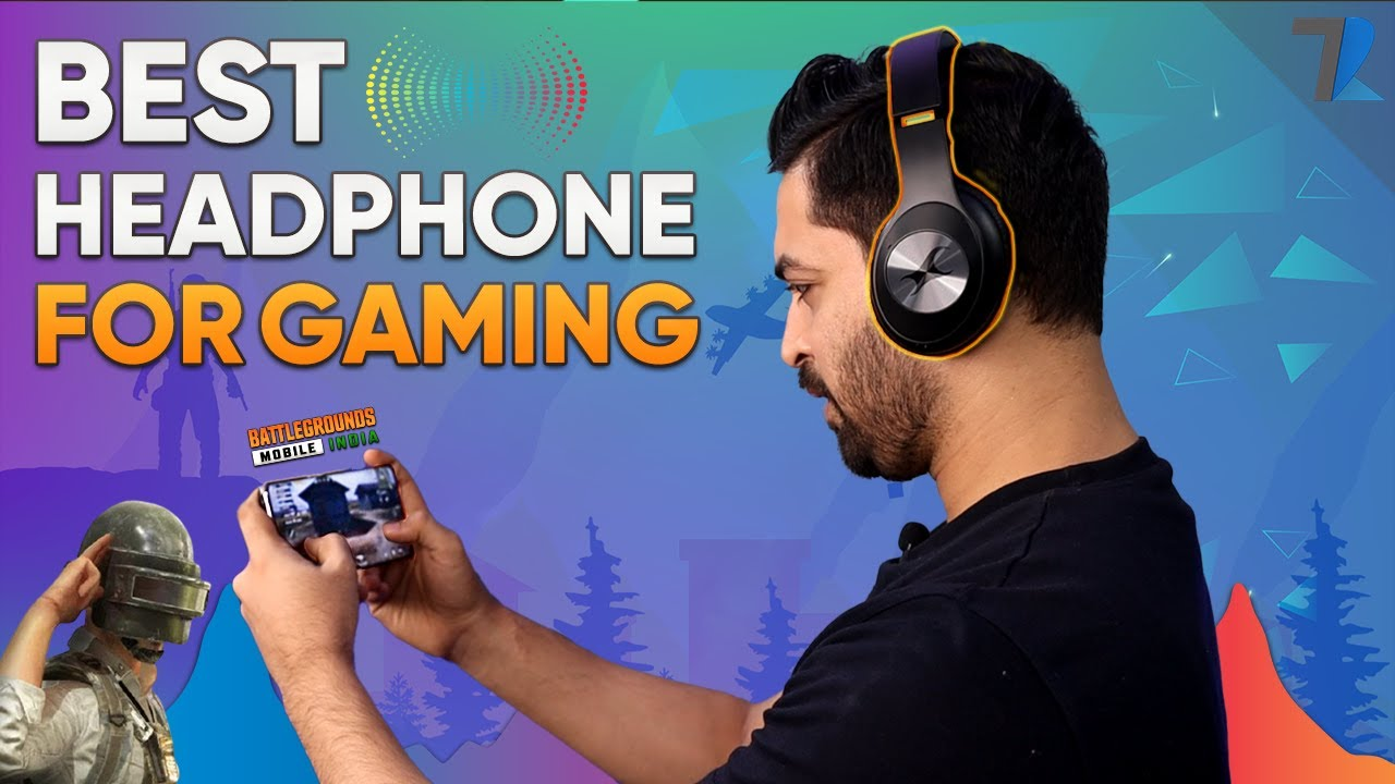 This is The Crazy Gaming Headphone🎧 For Battlegrounds Mobile India⚡⚡