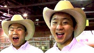 Rodeo And Chef's Revenge - The Fung Brothers Mess With Texas