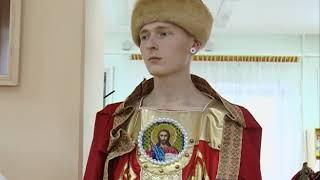 Женский народный костюм Европейской России конца 19 - начала 20 веков