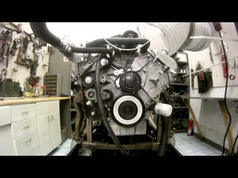 DYNO TEST 5.4 FORD SUPER STOCK ENGINE