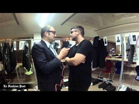 Interview Hugo Costa - sping / summer 2015