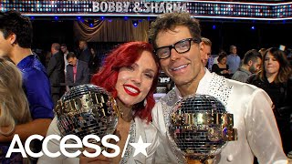 Bobby Bones & Sharna Burgess Say Their 'DWTS' Win Is 'Still Too Crazy' To Process | Access