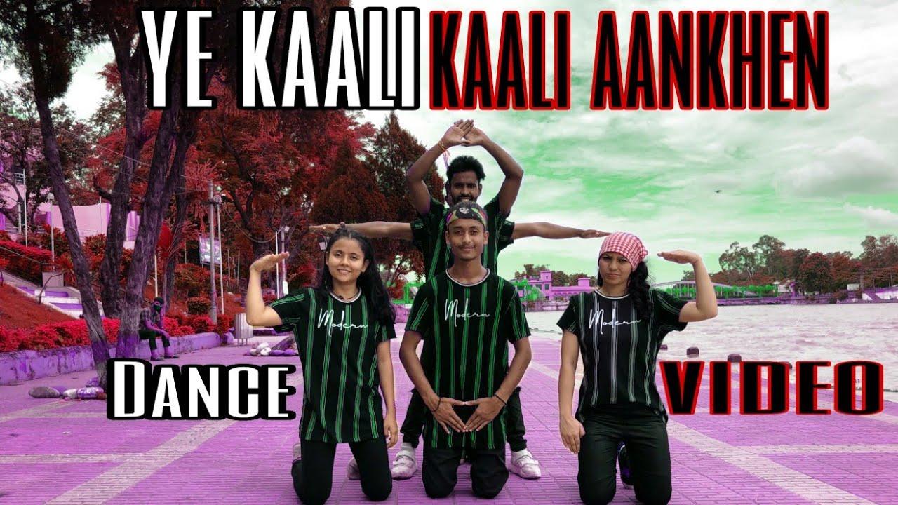 Ye Kaali Kaali Aankhen Dance Video | Snipers Squad | Baazigar | Shahrukh Khan & Kajol