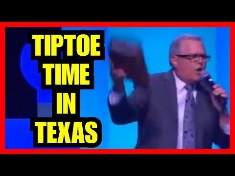 "Wayne Huntley – ""Tiptoe Time In Texas"""