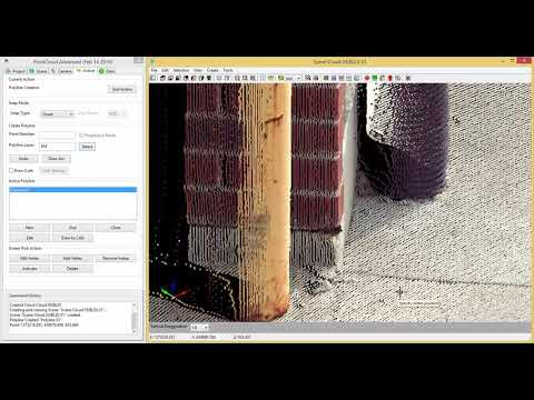 3) Carlson Point Cloud - Building Feature Extraction