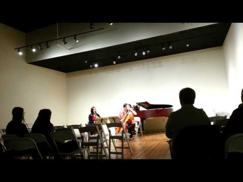 Brahms Clarinet Trio at the Harbor History Museum