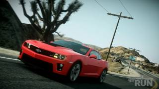 Обзор Need for Speed: The Run