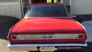 1965 Chevy Nova II For Sale