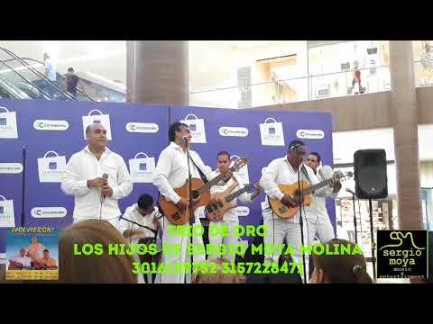 HONDA HERIDA(MERENGUE)RAFAEL ESCALONA...TRIO DE ORO LOS HIJOS DE SERGIO MOYA MOLINA.