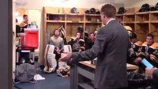Michigan Tech Hockey- On the Road to the University of Michigan
