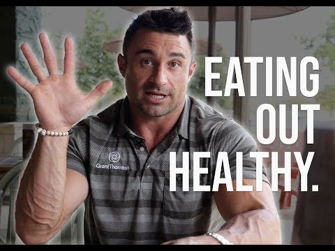 Eating Out Healthy Series, Ep. 1 | Ordering at a Mexican Restaurant