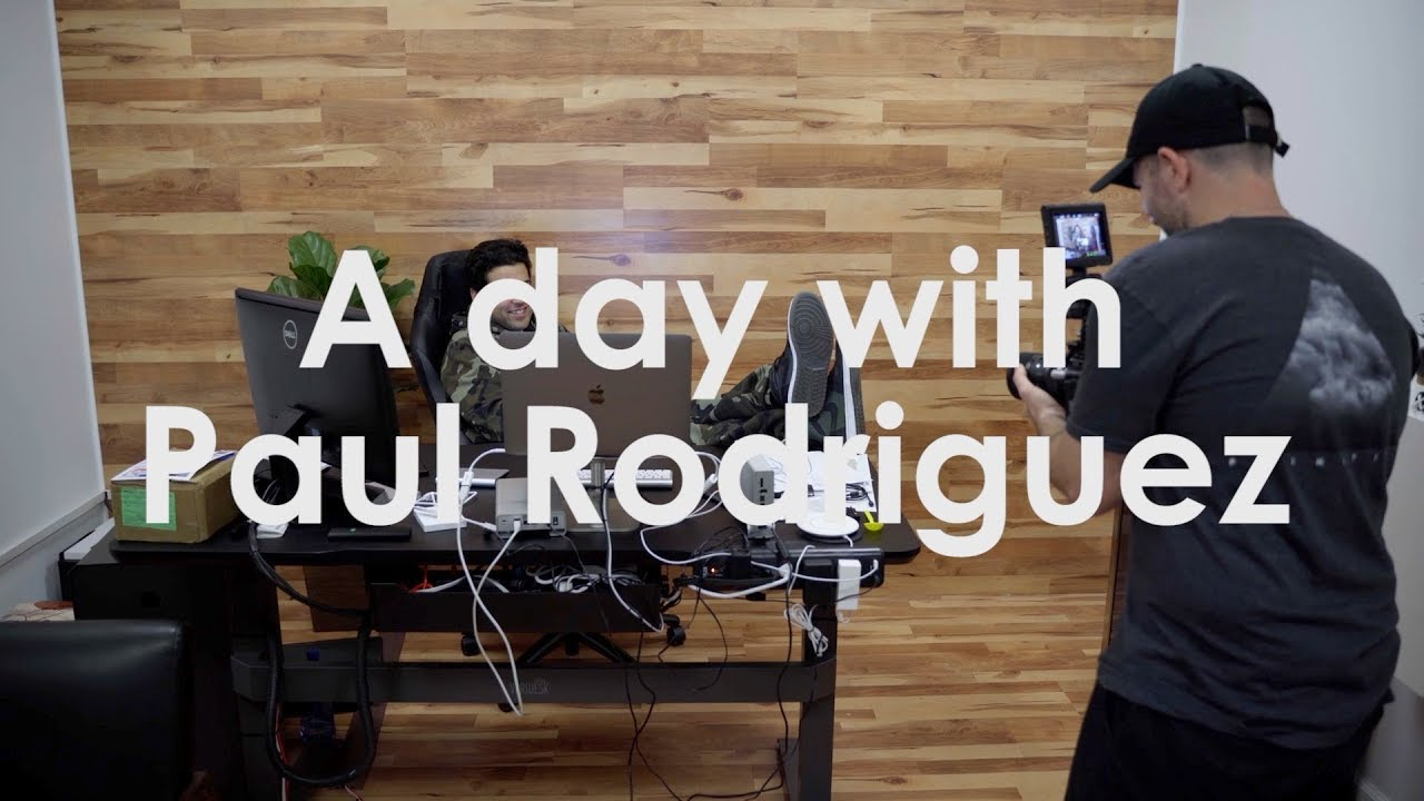 Day In The Life with Paul Rodriguez