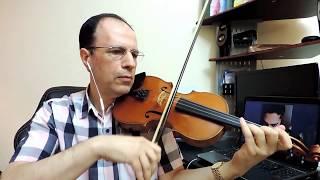 يا حياة الروح - فضل شاكر - 2018 - Violin Cover Anwar Hariri