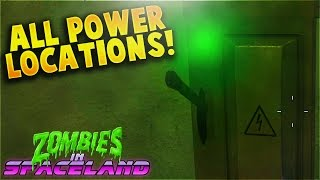 Easy Power Tutorial and All Switch Locations! -