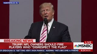 Hey Trump What Happened To 'America First'?