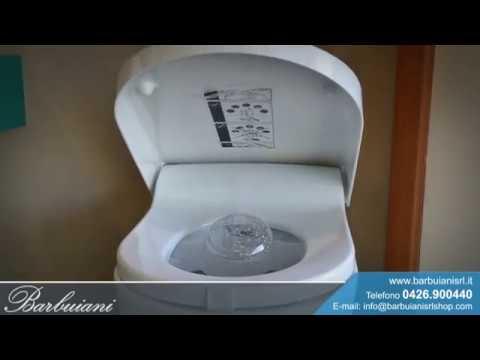 Scopri Geberit Aquaclean Wc Con Bidet Incorporato Youtube