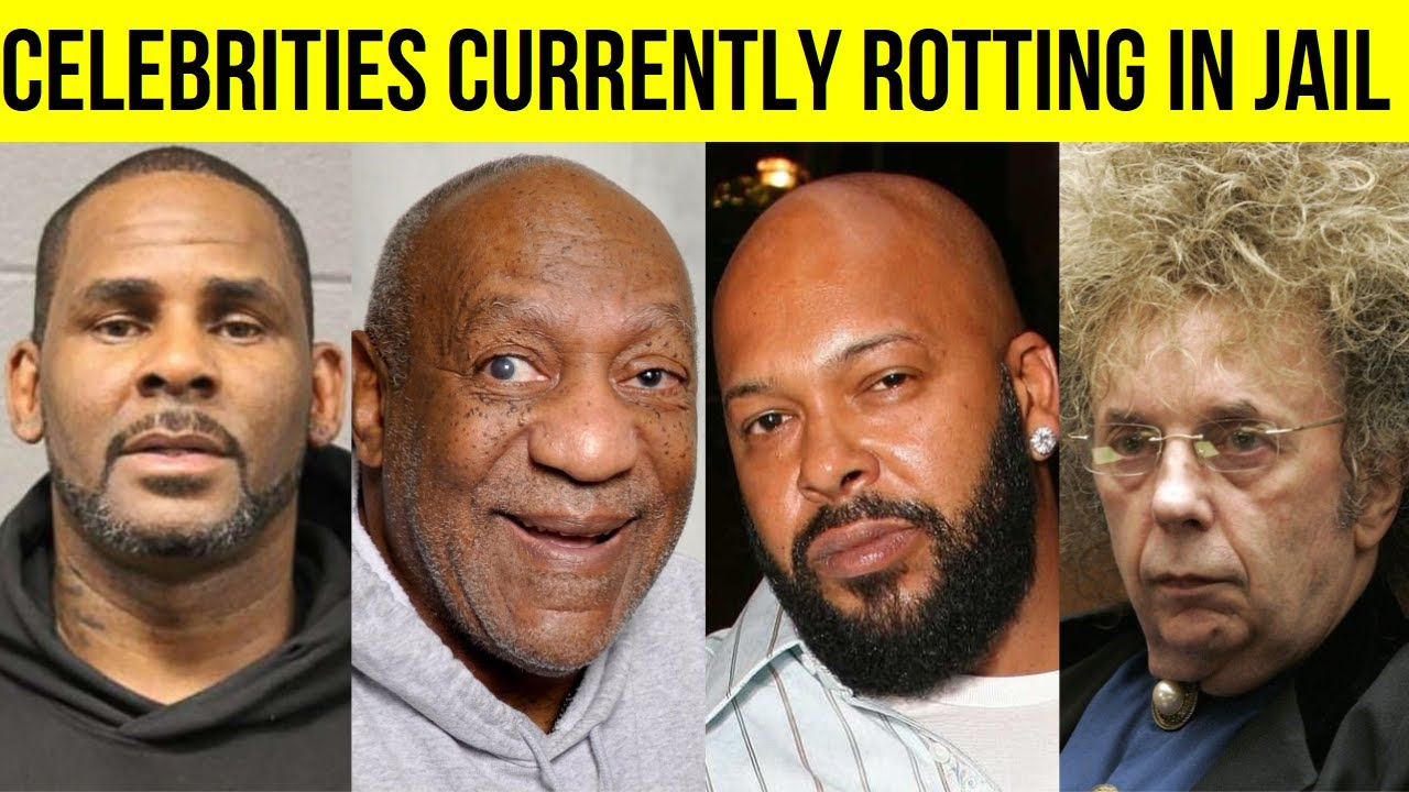 Download 21 Celebs Currently ROTTING in Jail (and the Reasons Why)