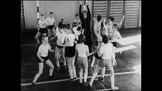 Урок физкультуры 1985