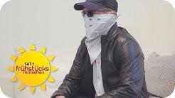 Interview mit einem Drogen Dealer: Hat er ein schlechtes Gewissen? | SAT.1 Frühstücksfernsehen | TV
