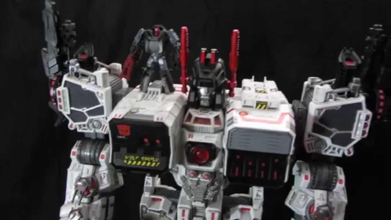 Custom Generations Titan Class Metroplex YouTube