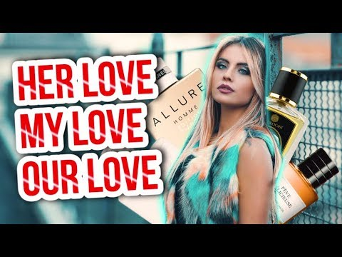 HER LOVE MY LOVE 😋💖 Top 10 BEST Unisex Fragrances 2018 🍑🔥 Most Complimented Fragrances