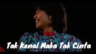 Roy & Fran_Tak Kenal Maka Tak Cinta (RTM recording)