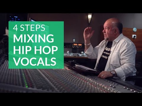 4 Golden Rules to Mixing Hip Hop Vocals | Lu Diaz (Jay-Z, Be