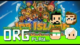 ORG Play - GET A GODDAMN JOB - Job Island - Hard working people (Nintendo Wii)