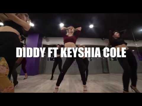 P.Diddy - Last Night Feat. Keyshia Cole // Veronica Mejia Heels Class