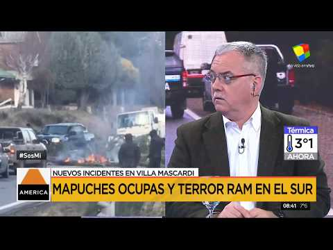 Nuevos incidentes con Mapuches en Villa Mascardi