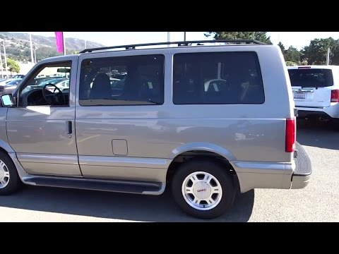 2005 GMC Safari Passenger used San Francisco, Daly City, Pacifica, San Bruno, Bay Area, CA 17148A