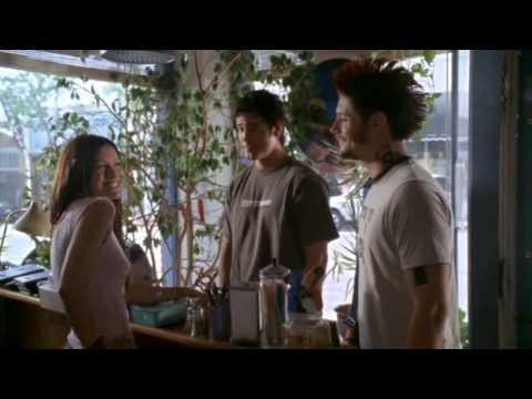 Priestley's (Jensen Ackles) first scene in Ten inch hero