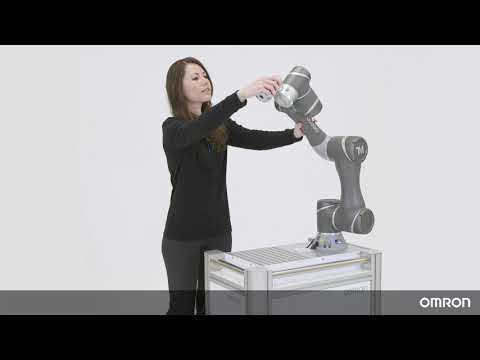 Omron Collaborative Robots Tutorial 2 – Programming the Basic Motions