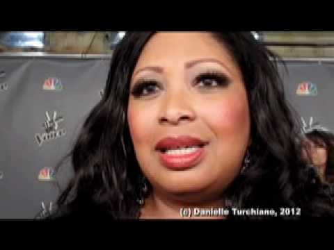'The Voice' S2 Interview: Kim Yarbrough (Live Performance Week 2)