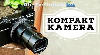 📷 Kompaktkamera Test (2020) – 🏆 Unglaubliche Digitalkamera als Testsieger!!!