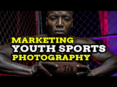 Tips for Marketing Youth Sports Photography