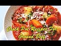 Crock Pot Recipes For Ground Beef