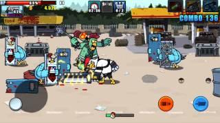 Chicken Warrior : Zombie Hunter #7