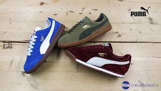 Puma Classic Trainers at 80s Casual