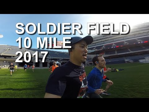 SOLDIER FIELD 10 MILE 2017