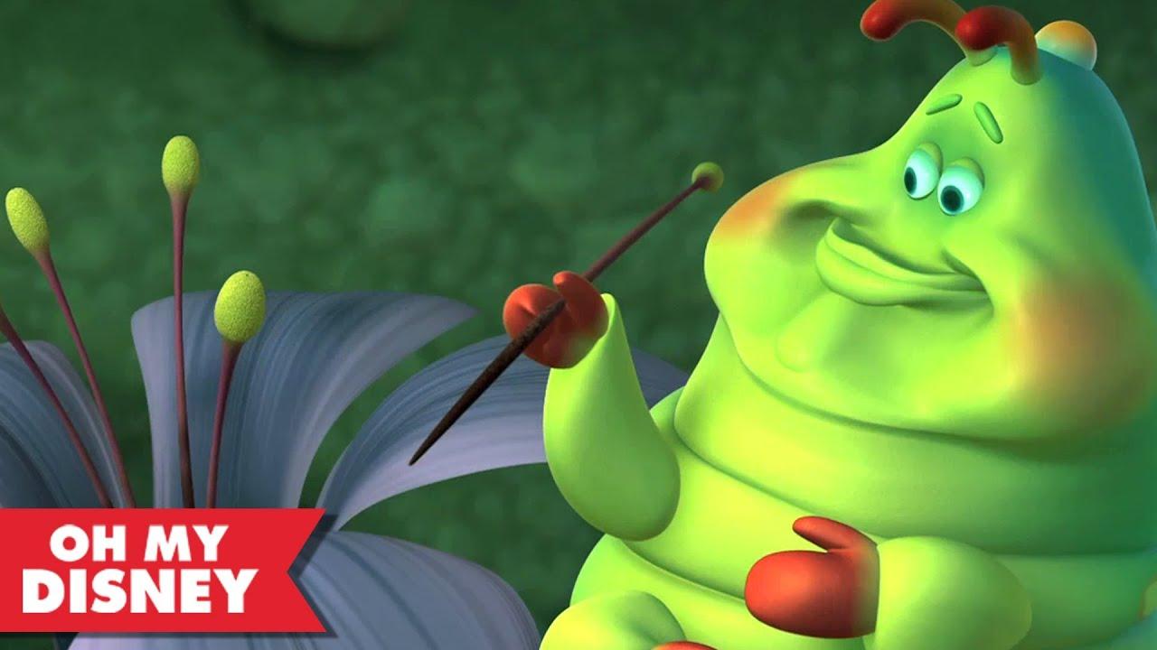Green Disney Characters How Disney Characters ...