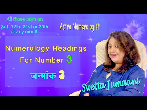Numerology for No.3