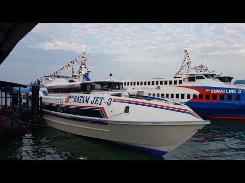Menuju Tanjung Balai Karimun lewat Pelabuhan Domestik Sekupang | Tiket Batam - Tanjung Balai Karimun