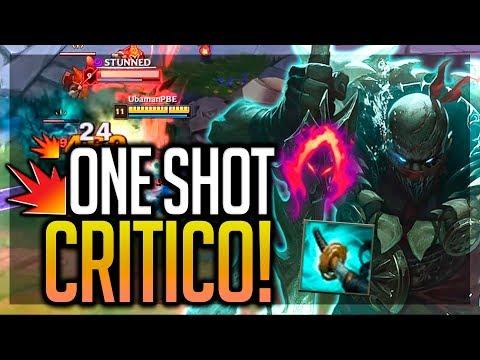 ¡PYKE DARK HARVEST ESTA ROTO! | ¡DAÑO CRITICO! | League of Legends thumbnail