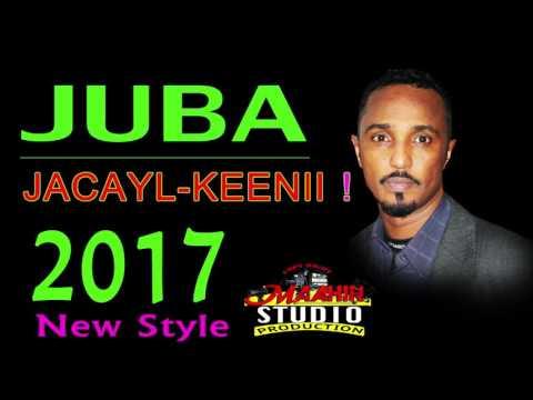 CABDIQAADIR JUBA NEW STYLE 2017 HEESTII  JACAYLKEENII !  OFFICIAL SONG
