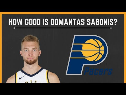 Will DOMANTAS SABONIS Be Better than ARVYDAS for the INDIANA PACERS?