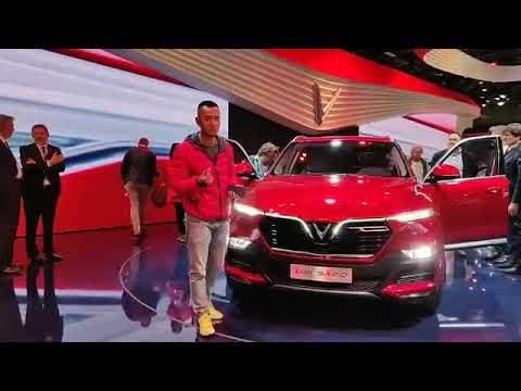 Soi chi tiết xe VINFAST tại Paris Motor Show  XEHAY.VN 