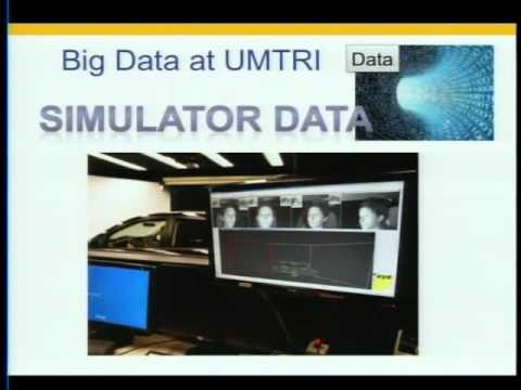 Big Data and Transportation Research at the University of Michigan